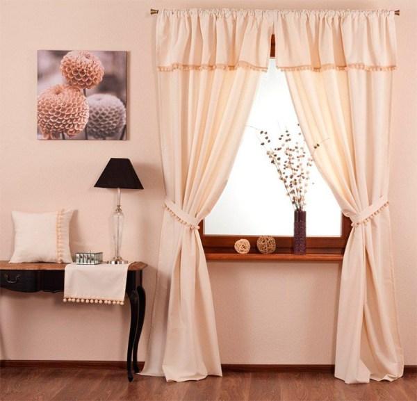 Шторы на маленькое окно в спальню фото – дизайн штор для ...