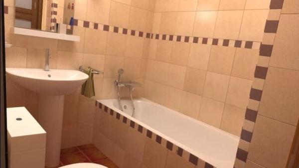 Фото ремонта в ванной комнате в панельном доме – Фото ...