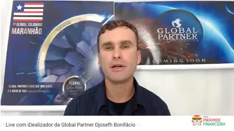 Global Partner Piramide? Fraude? Golpe? | Criador