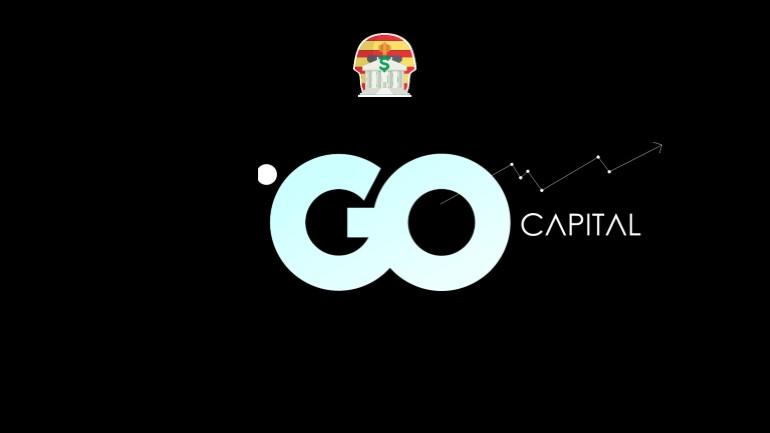 GO Capital - Pirâmide Financeira Scam Ponzi Fraude Confiavel Furada
