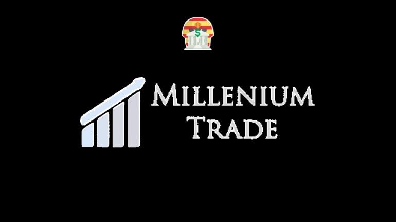 Millenium Trade - Pirâmide Financeira Scam Ponzi Fraude Confiavel Furada