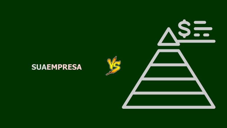 Amei Cosméticos Pirâmide Financeira Ponzi Fraude Furada Confiavel Séria Legítima - Versus