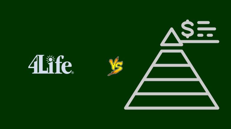 4Life Pirâmide Financeira Scam Ponzi Fraude Confiavel Furada - Versus