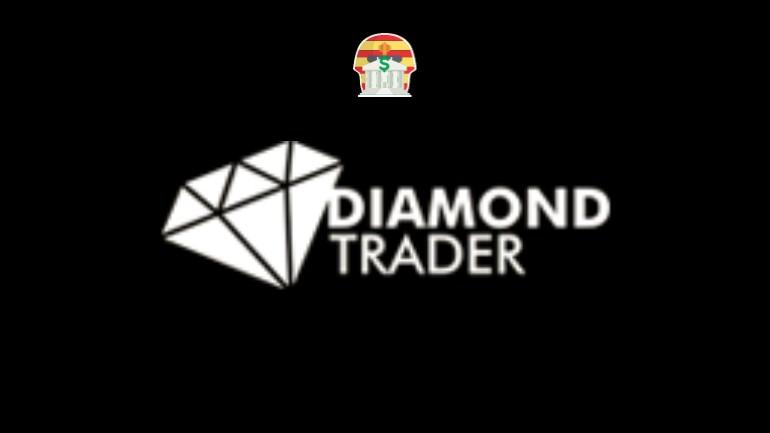 Diamond Trader Pirâmide Financeira Scam Ponzi Fraude Confiavel Furada