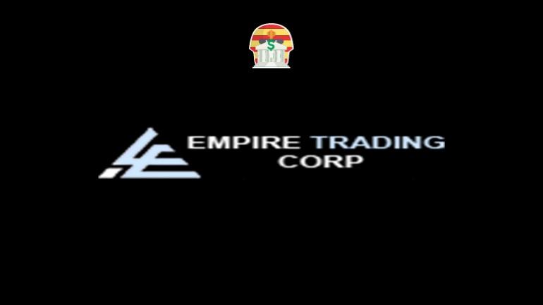 Empire Trading Corp - Pirâmide Financeira Scam Ponzi Fraude Confiavel Furada