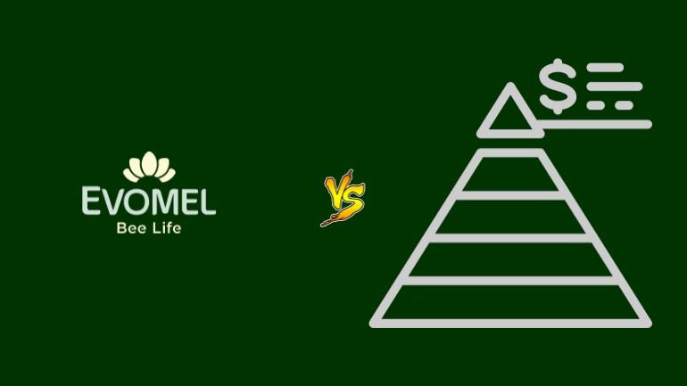 Evomel Bee Life Pirâmide Financeira Scam Ponzi Fraude Confiavel Furada - Versus
