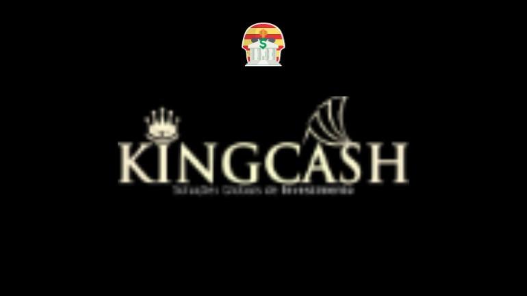 King Cash - Pirâmide Financeira Scam Ponzi Fraude Confiavel Furada