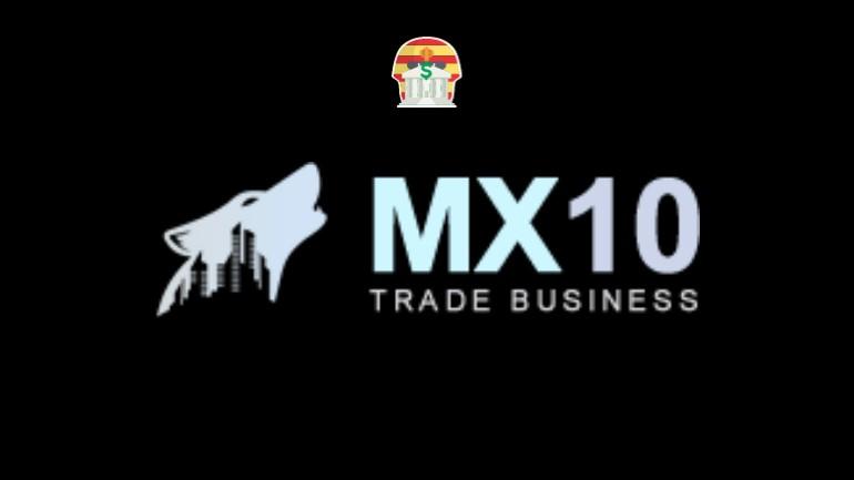 MX10 Investing Trade Business - Pirâmide Financeira Scam Ponzi Fraude Confiavel Furada