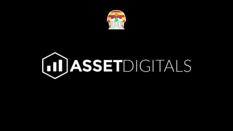 Asset Digitals - Pirâmide Financeira Scam Ponzi Fraude Confiavel Furada