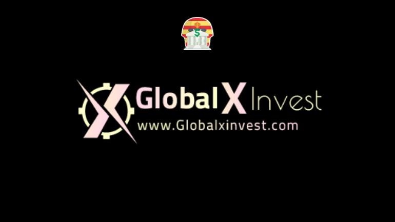 Global X Invest - Pirâmide Financeira Scam Ponzi Fraude Confiavel Furada