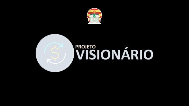 Projeto Visionário Pirâmide Financeira Scam Ponzi Fraude Confiavel Furada