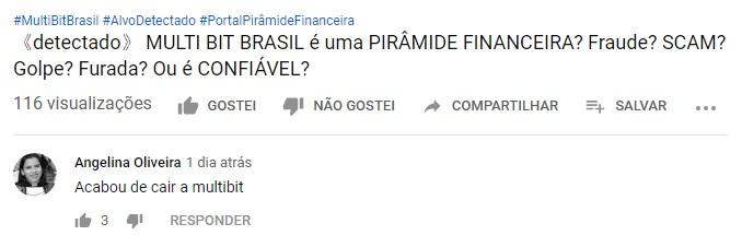 multi bit brasil parou pagar caiu furada golpe