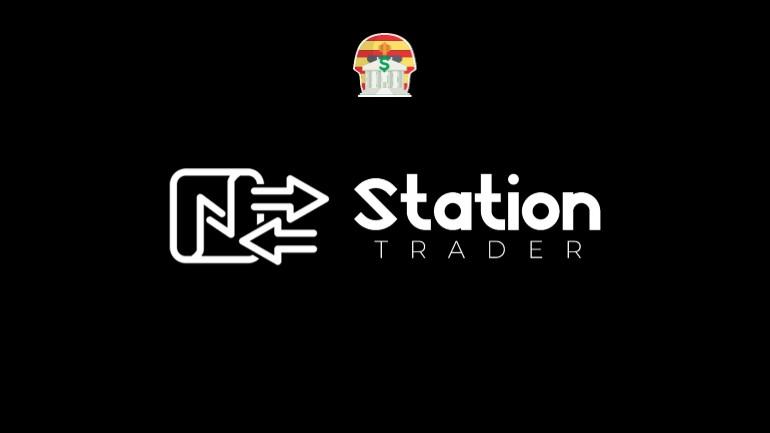 Station Trader Pirâmide Financeira Scam Ponzi Fraude Confiavel Furada