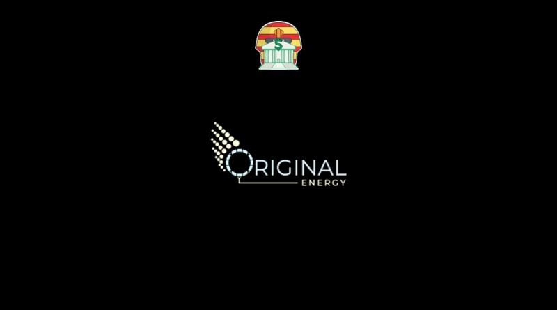 Original Energy Pirâmide Financeira Scam Ponzi Fraude Confiavel Furada