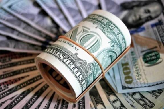 uma foto das cédulas do dólar desta quarta-feira 30-09-2020