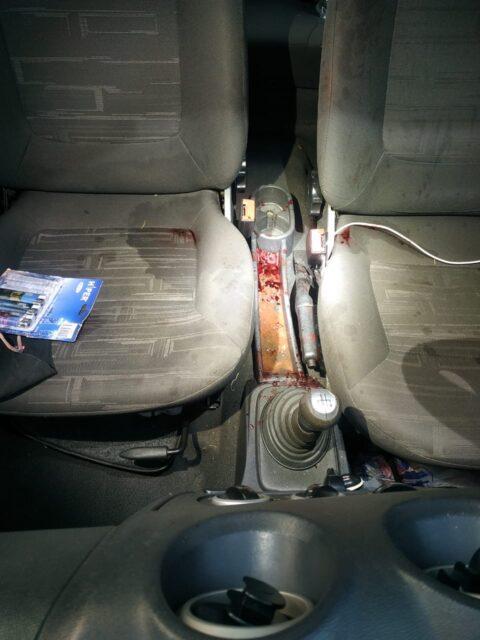 Em Piracicaba, motorista de aplicativo é esfaqueado dentro do carro durante roubo