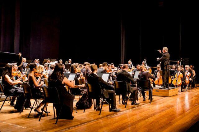 Orquestra Sinfônica de Piracicaba se apresenta, neste sábado (17), no Teatro Dr. Losso Netto