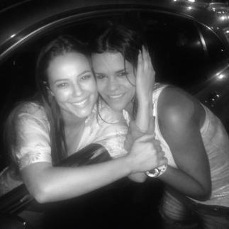 Paula e Paolla Oliveira
