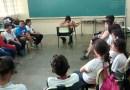 EMEF incentiva oficinas pedagógicas