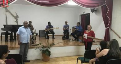 Recital de Formatura do Curso em Violão foi realizado no Conservatório