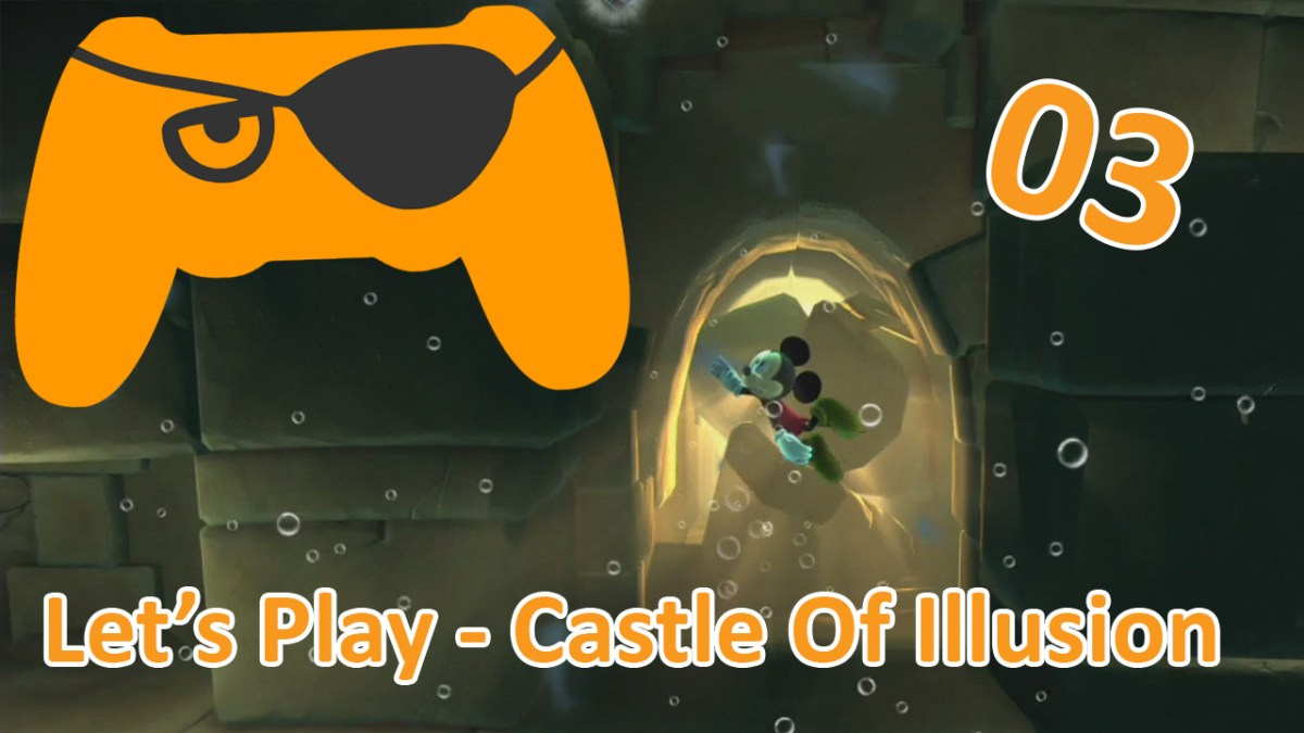 Let's Play – Castle Of Illusion – 03