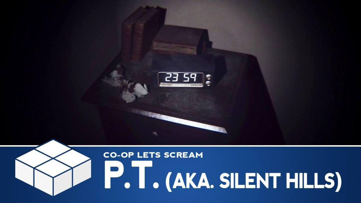 The Killer Bits – Let's Cry… P.T. (Silent Hills Playable Teaser)