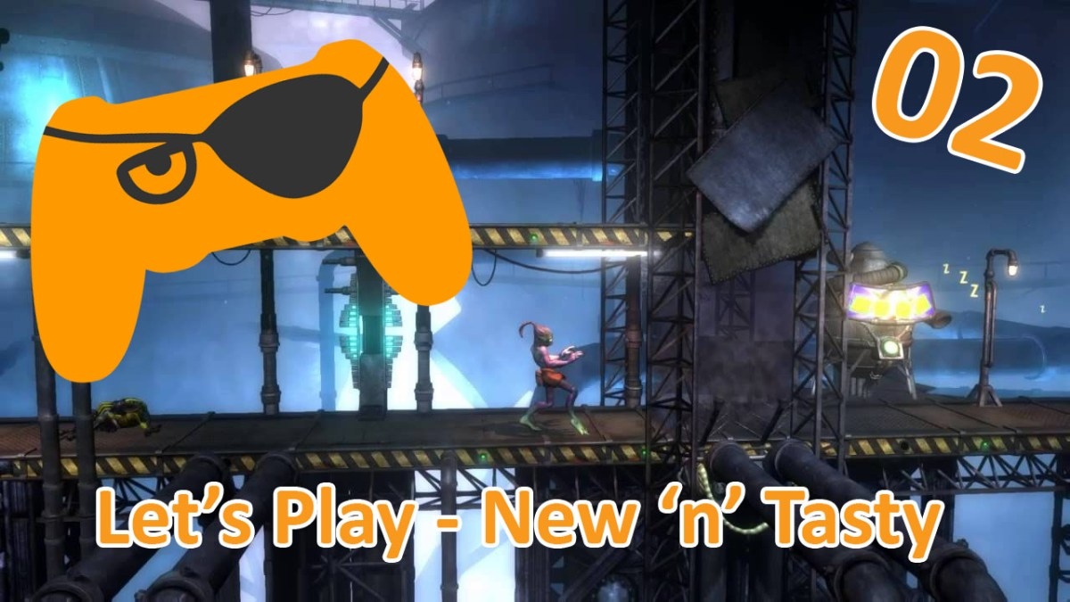 Let's Play – New 'n' Tasty – 02