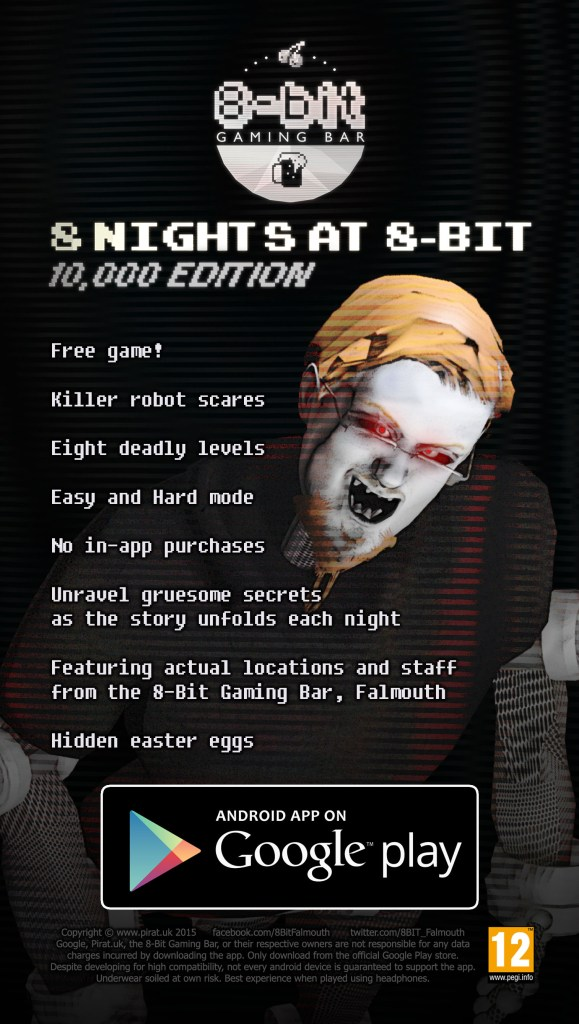 8 Nights at 8-Bit
