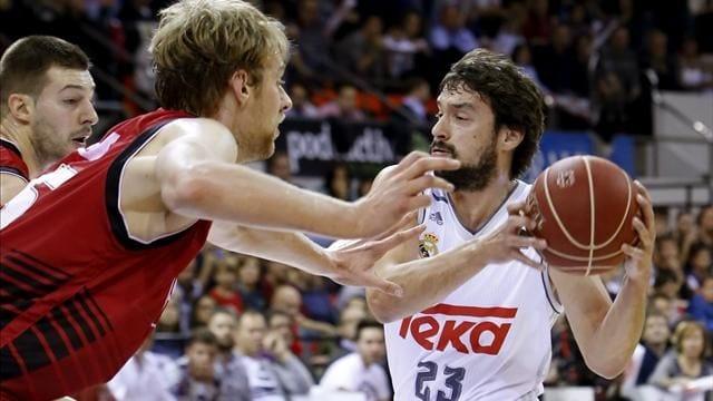 Resultado de imagen de zaragoza v madrid basket