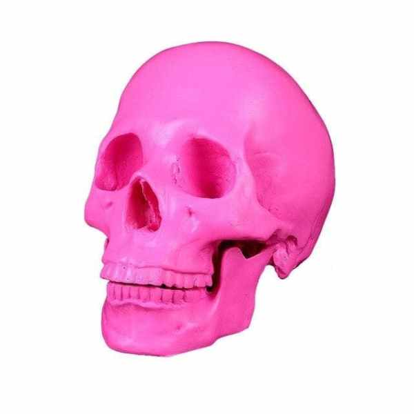 Skull head Pink