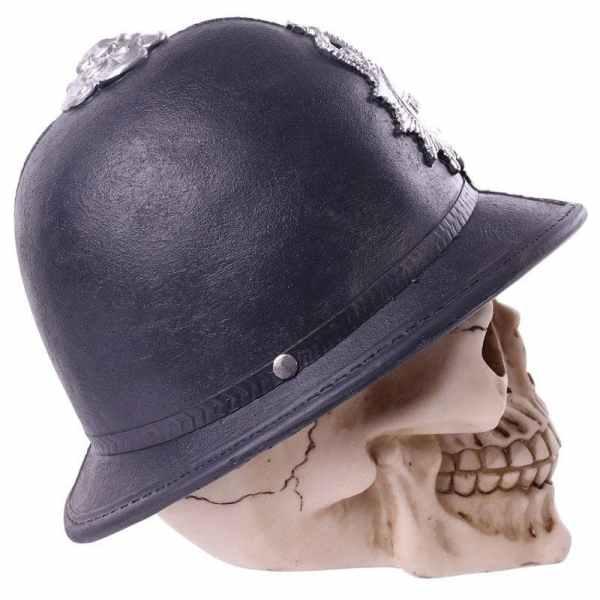 Scotland yard skull side