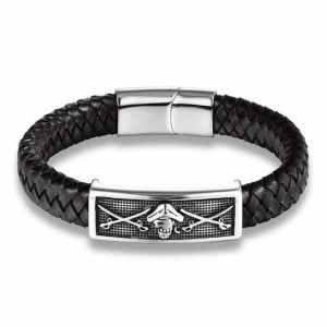 Men's Pirate Bracelet