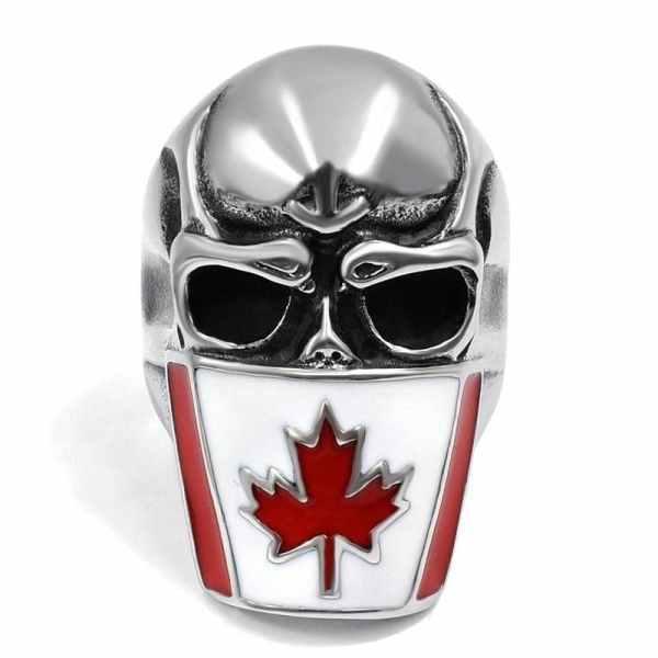 Skull Ring Canada