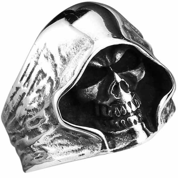 Skull Reaper Ring