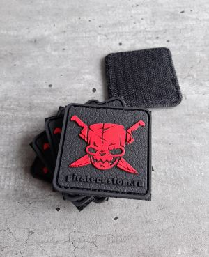 Patch Red Skull