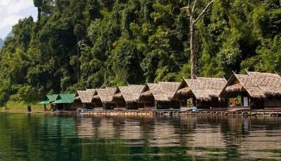 Khoa Sok Raft House
