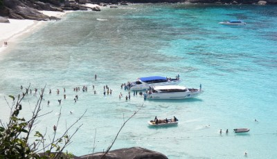 Similan Islands - snorkelling