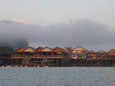moken-village - Thailand
