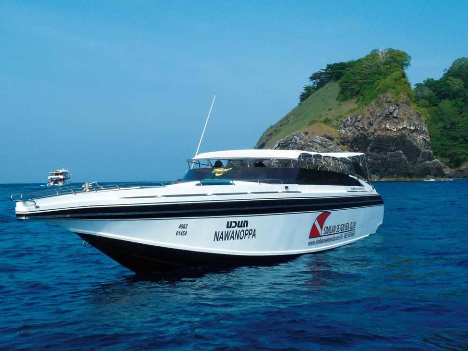 similan islands day trips