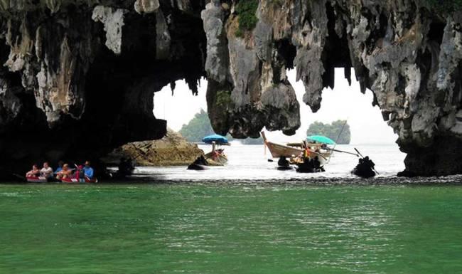 hong-island Phanag Nga