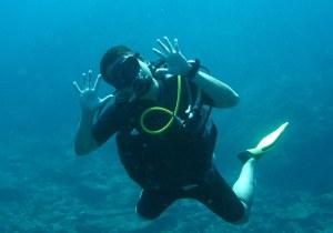 Yi - Similan Diving