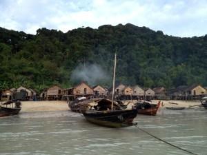 Snorkeling in the Similan & Surin islands