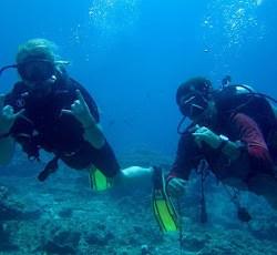 Diving in Khao Lak
