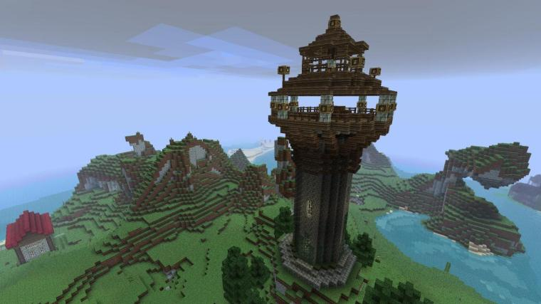 Dokucraft Pirate Themed Texture Pack