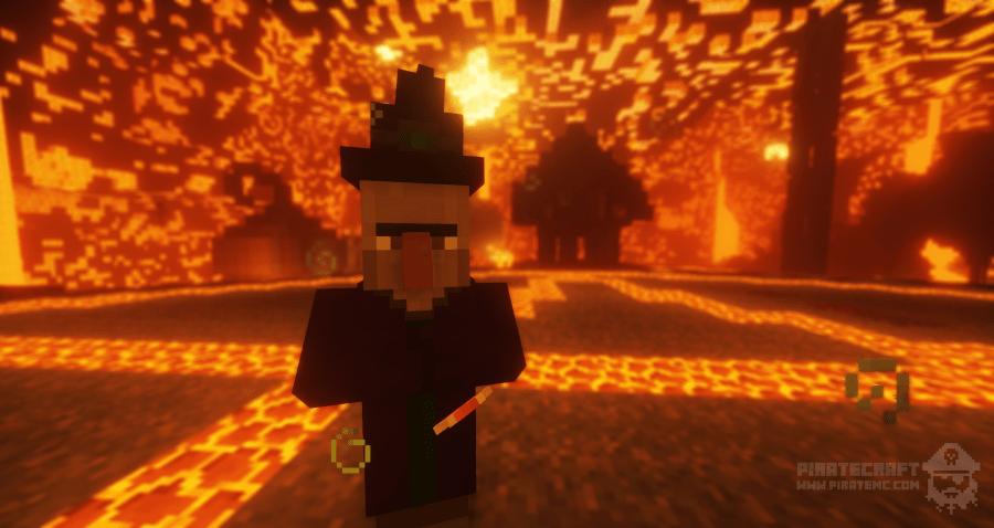 PirateCraft - Cutlist custom mob for halloween event