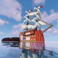 GaudinGameYT's PirateCraft Ships