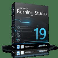 Ashampoo Burning Studio 21 Crack
