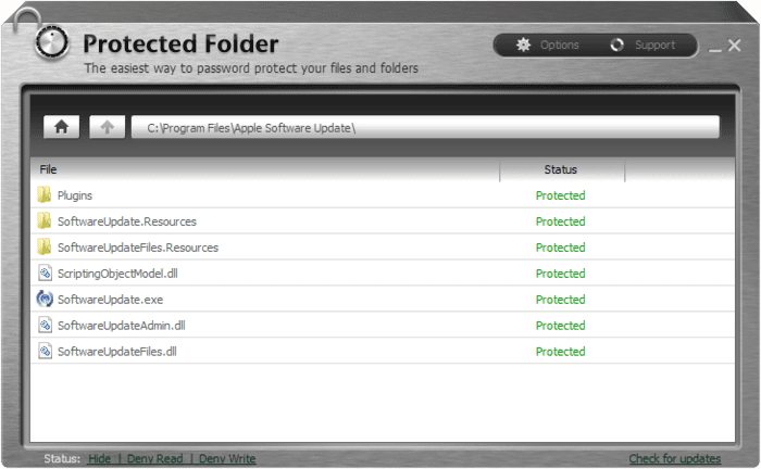 IObit Protected Folder 1.3 Crack Serial