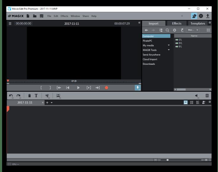 MAGIX Movie Edit Pro Premium 2020 Keygen