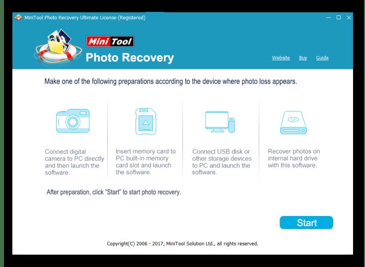 MiniTool Photo Recovery License Key